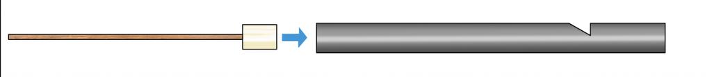 resultado final de nuestro proyecto casero de un silbato ultrasonico
